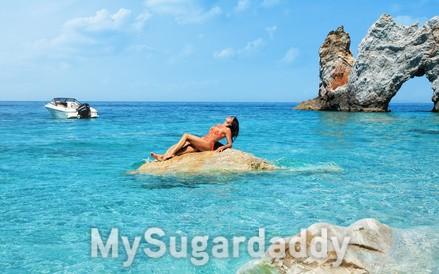 Sugar Babe plongée sous-marine