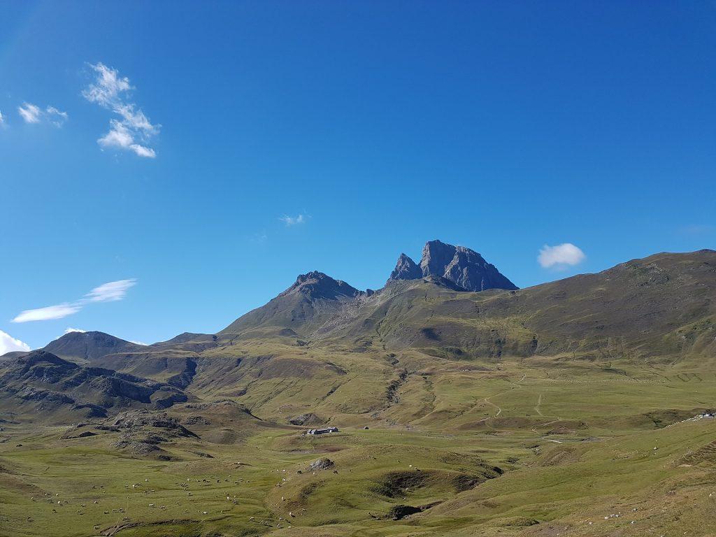 Le Pic du Midi d´Ossau