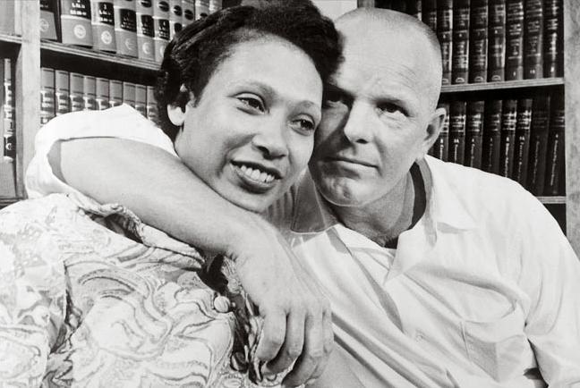 Mildred et Richard - journée de l'amour