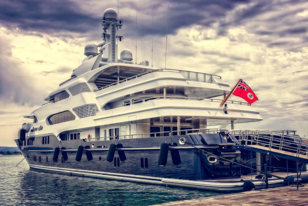 Des bateaux toujours plus grands