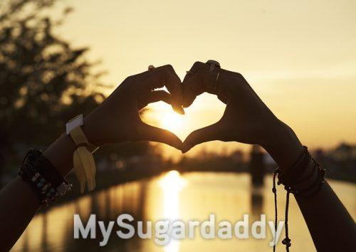 Le cœur, un symbole du grand amour