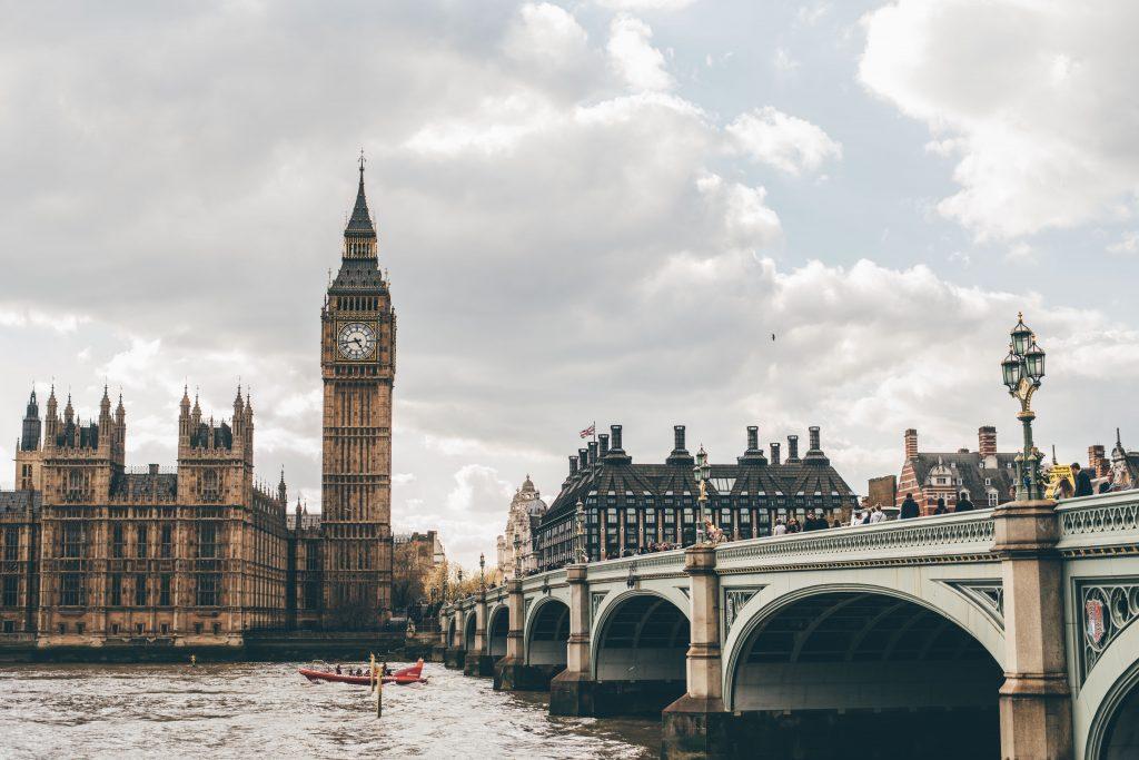 Londres, une des capitales mondiales de la mode