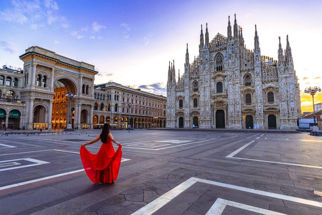 Milan: une des capitales mondiales de la mode