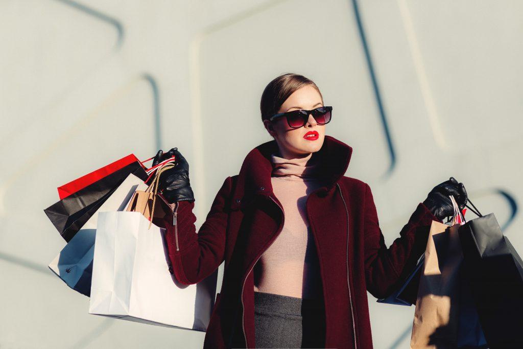 du shopping dans les capitales mondiales de la mode