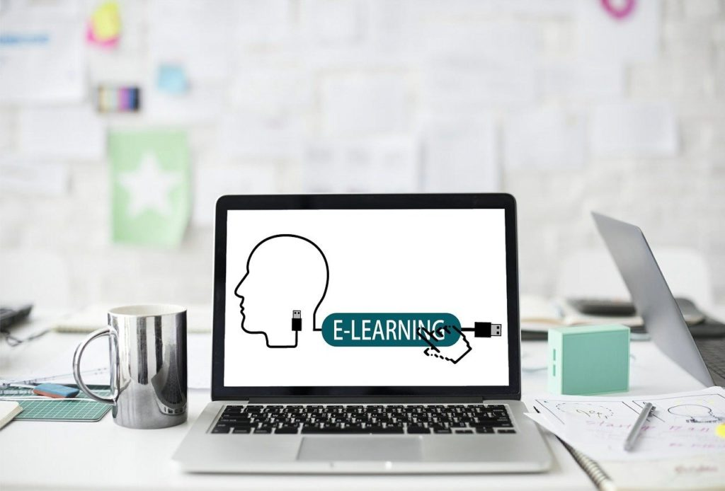 apprentissage en ligne ou l'e-learning