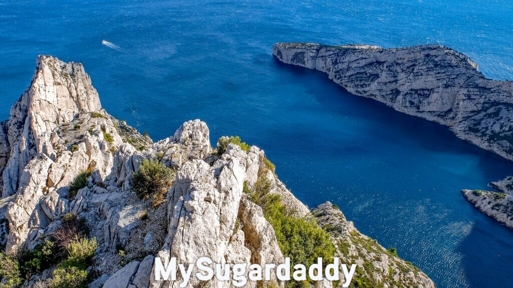 sugar daddy côte d'azur calanque la ciotat vacances