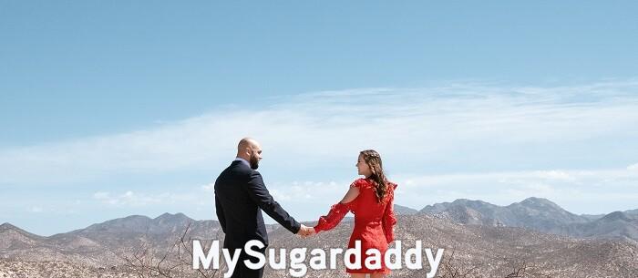 règles sugar dating couple heureux rencard date main dans la main