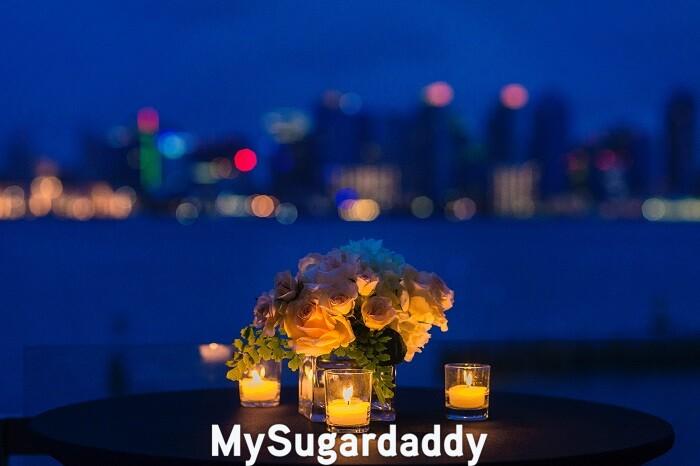 rencontres en ligne sans risque fleurs bougies romantique soirée