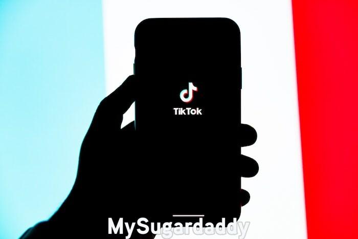 TikTok Sugar Babys application réseau social partage communauté tendance mode